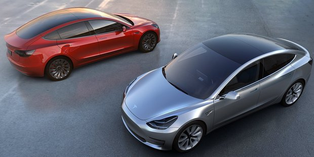 Significant percentage of pre-order holders won't be able to buy a Model 3 when the time comes. Photo / Supplied