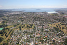 Rotorua from the air. Photo/file