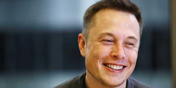 Elon Musk. Photo / Supplied
