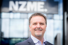 NZME chief executive Michael Boggs will lead an investor roadshow early next month to sell the upcoming listing. Photo / Michael Craig