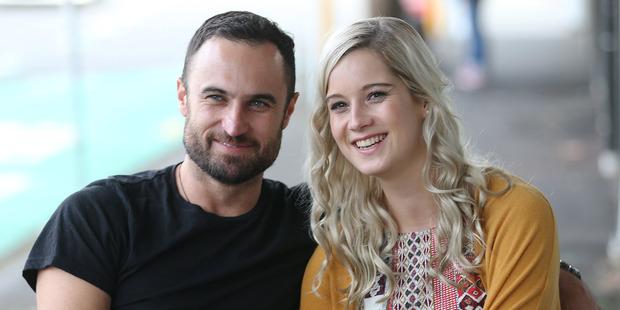 Jordan Mauger broke up with Fleur Verhoeven not long after the final episode of The Bachelor NZ. Photo / Doug Sherring.