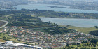 Tauranga homes valued at $1 million or more have jumped by 93 per cent.