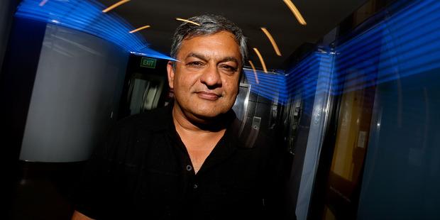 KotahiNet's Vikram Kumar. Photo / Hagen Hopkins