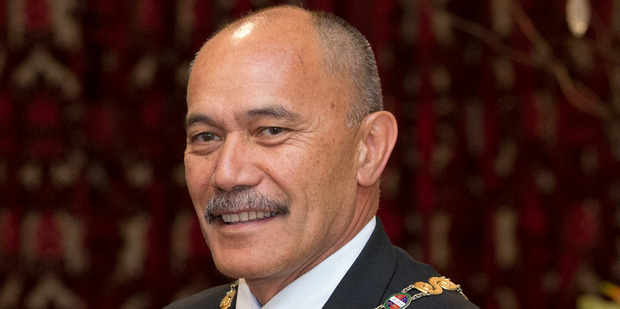 Outgoing Governor General, Sir Jerry Mateparae, is tipped to be our next High Commissioner in London. Photo / File