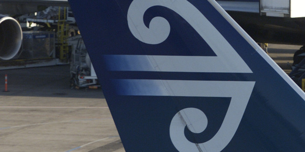 Air New Zealand did not attempt to match or rebook the ticket at the $450 fare. Photo / Glenn Jeffrey