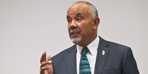 Maori Development Minister Te Ururoa Flavell. Daily Post photograph by Stephen Parker