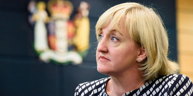 """Justice Minister Amy Adams says """"New Zealand hasn't really grasped the full extent of the problem."""" Photo / George Novak"""