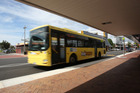 The number adults using BayHopper buses has dropped by nearly 13 percent. Photo/file