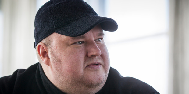 A substantial number of the stolen documents were uploaded to Mega, a company founded by internet mogul Kim Dotcom. Photo / Greg Bowker
