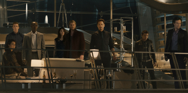 Marvel's Avengers: Age Of Ultron included various Marvel characters in one movie. Photo / Marvel