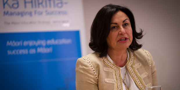 Education Minister Hekia Parata said an extra 1250 students would benefit from the funding. Photo / Dean Purcell
