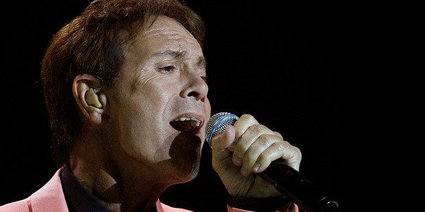 Sir Cliff Richard has been under investigation for two years. Photo / File