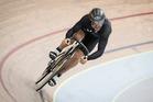 Simon Van Velthooven won bronze in the keirin at the London Olympics. Photo / Greg Bowker