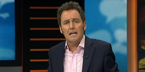 A formal complaint has been laid following Mike Hosking's comments on Seven Sharp. Photo / Supplied