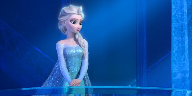 Will Elsa be Disney's first lesbian Princess? Photo / Disney