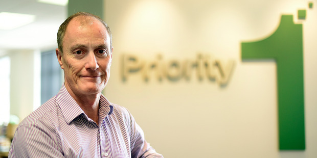 Chief executive of Priority One, Andrew Coker. Photo/file