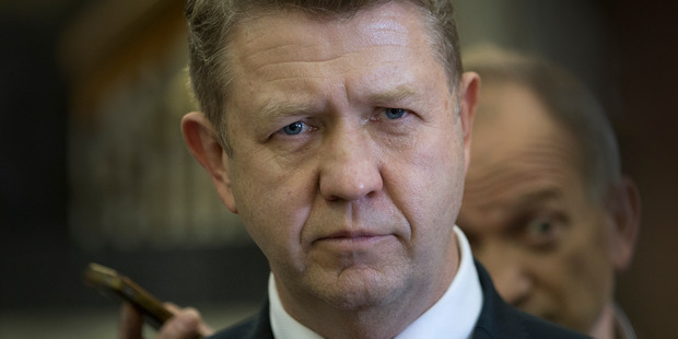Labour MP David Cunliffe made  fresh claims about Argentine brothers Rafael and Federico Grozovsky. Photo / Mark Mitchell