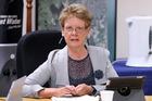 Napier city councillor and social justice advocate Maxine Boag.