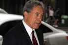 Winston Peters says the Commonwealth is now a dynamic powerhouse. Photo / Peter Jackson