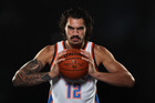 Steven Adams. Photo / Getty