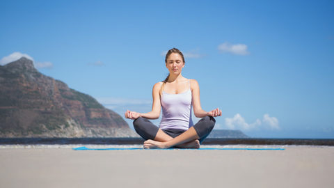 Yoga shown to boost the brain