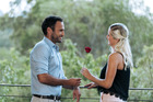 ROMANCE: Hawke's Bay resident Fleur Verhoeven made it through numerous rose ceremonies to be chosen as the one for Bachelor Jordan Mauger. PHOTO/File