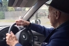 103-year-old Bill Mitchell has been driving for 90 years. He's never caused a crash, or even a speeding ticket.