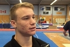 New Zealand have three gymnasts going to the Rio Olympics, artistic athletes 17-year-old Courtney McGregor of Christchurch and North Shore's Misha Koudinov, and Auckland trampolinist Dylan Schmidt.