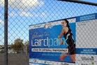 HOME SWEET HOME: Netball Wanganui is keen to stay and upgrade its home at Laird Park rather than move to a proposed sport hub at Springvale Park.PHOTO/STUART MUNRO