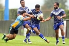 Ngongotaha player Etuate Wainiqolo and his teammates need to improve after losing heavily to Taupo Phoenix on the weekend.