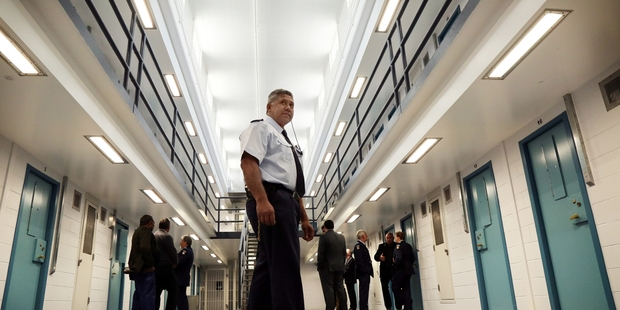 GROWING: Corrections is considering adding more cells to the Whanganui Prison.PHOTO/FILE