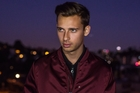 Flume's new album Skin has him working with artists like Tove Lo, Vince Staples, Little Dragon, Vic Mensa and more. Photo /
