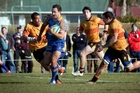 Action from last year's Baywide Premier final between Tauranga Sports and Te Puke Sports.