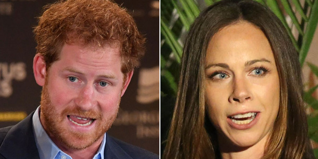 Loading Relationship material? Prince Harry and Barbara Bush. Photos / Getty Images