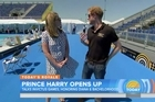 """Source: TODAY/NBC  Prince Harry was given an awkward TV moment when he was asked whether he would like to marry George W Bush's daughter Barbara.  Jenna Bush Hager told the Prince that her twin sister was """"available"""" if he wanted to date her.  Jenna said that, like the Prince, her sister wanted children and was currently single - and jokingly called him """"brother-in-law""""."""