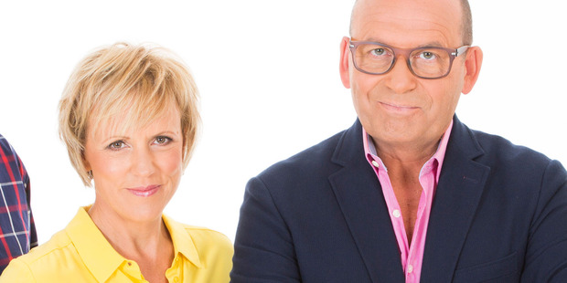 Will Paul Henry jump ship to join Hilary if she scores a role on TVNZ's Breakfast show?