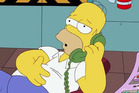 Homer Simpson will be answering question live on the phone.