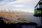 Tourist centres like Queenstown are running close to capacity in peak months.