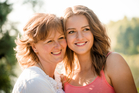 You can call yourself lucky if you have a great relationship with your mum. Photo / iStock