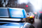 Police spokeswoman Michaela Grob said a man was arrested and authorities are working to identify him. Photo / iStock