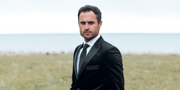 A nervous Jordan Mauger seen moments before his big decision on tonight's finale of The Bachelor NZ. Photo/TV3