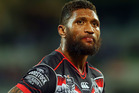 Manu Vatuvei remains on medical leave. Photo / Getty Images.