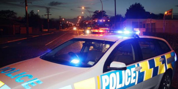 Police said the alleged offending started when the group stole a vehicle on Tuesday 10 May. Photo / File