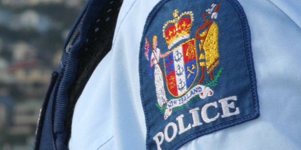 Police are now investigating the incident which occurred in Mangere Bridge in the Wallace Rd area.