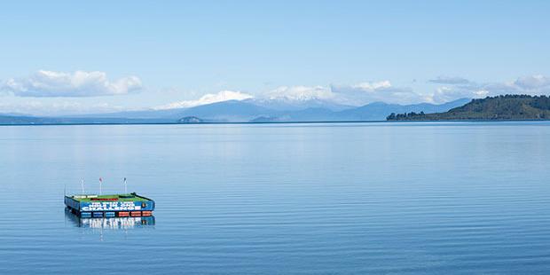 Lake Taupo. Photo / iStock