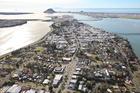 Aerial. Tauranga City CBD. Photo/file