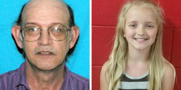Gary Simpson and Carlie Trent. Photo / Courtesy of Tennessee Bureau of Investigation