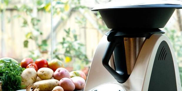 Thermomix TM31, a desired appliance for many home cooks. Photo / Supplied