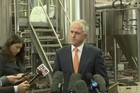 Malcolm Turnbull, Australia's Prime Minister and a self-made multi-millionaire, has been named in the Panama Papers as director of an offshore gold prospecting company in a damaging revelation that emerged in the midst of a tight election campaign.