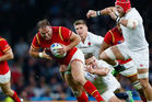 Wales helped knock out England from the pool of death at the 2015 Rugby World Cup. Photo / Getty